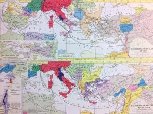 Crusades atlas
