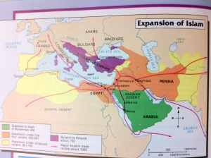 Expansion of Islam