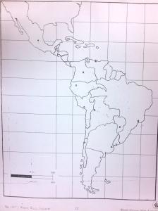 Latin America 1828
