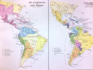 Latin America Maps