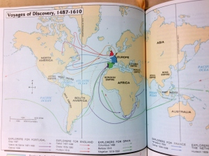 Voyages of Discovery text